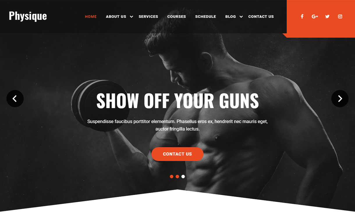 physique-best-free-lifestyle-wordpress-theme