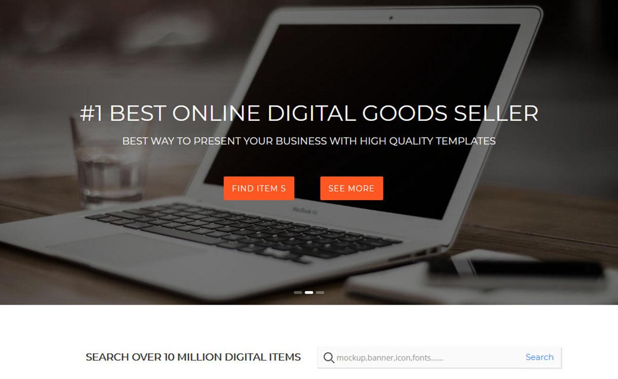 Restored MarketPlace - Premium Marketplace WordPress Theme