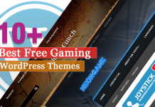 Best Free Gaming WordPress Themes