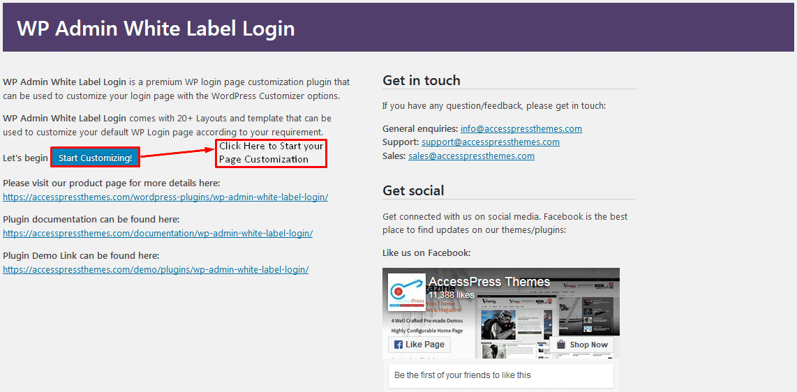 general settings - How to Add a Custom Login Page on WordPress Website? (Step by Step Guide)