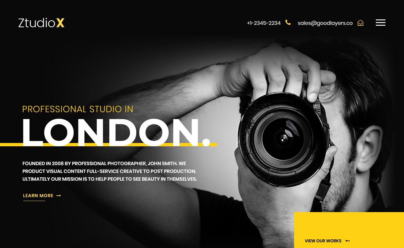 10+ Best Premium Product Photography WordPress Themes