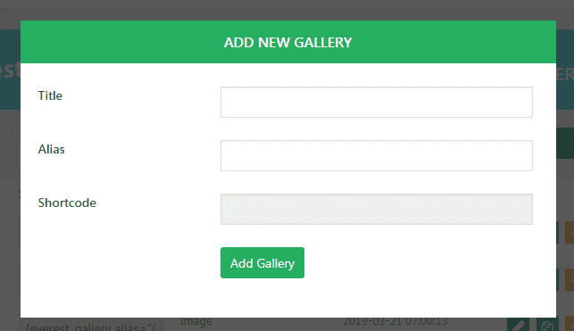 add new gallery - How to Add Image Gallery on WordPress Website? (Step by Step Guide)