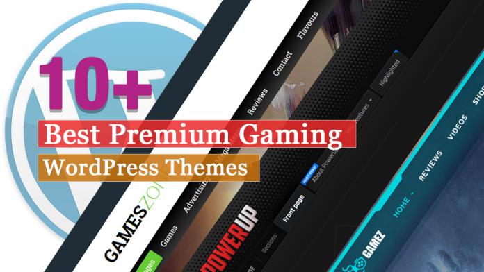 Best Premium Gaming WordPress Themes