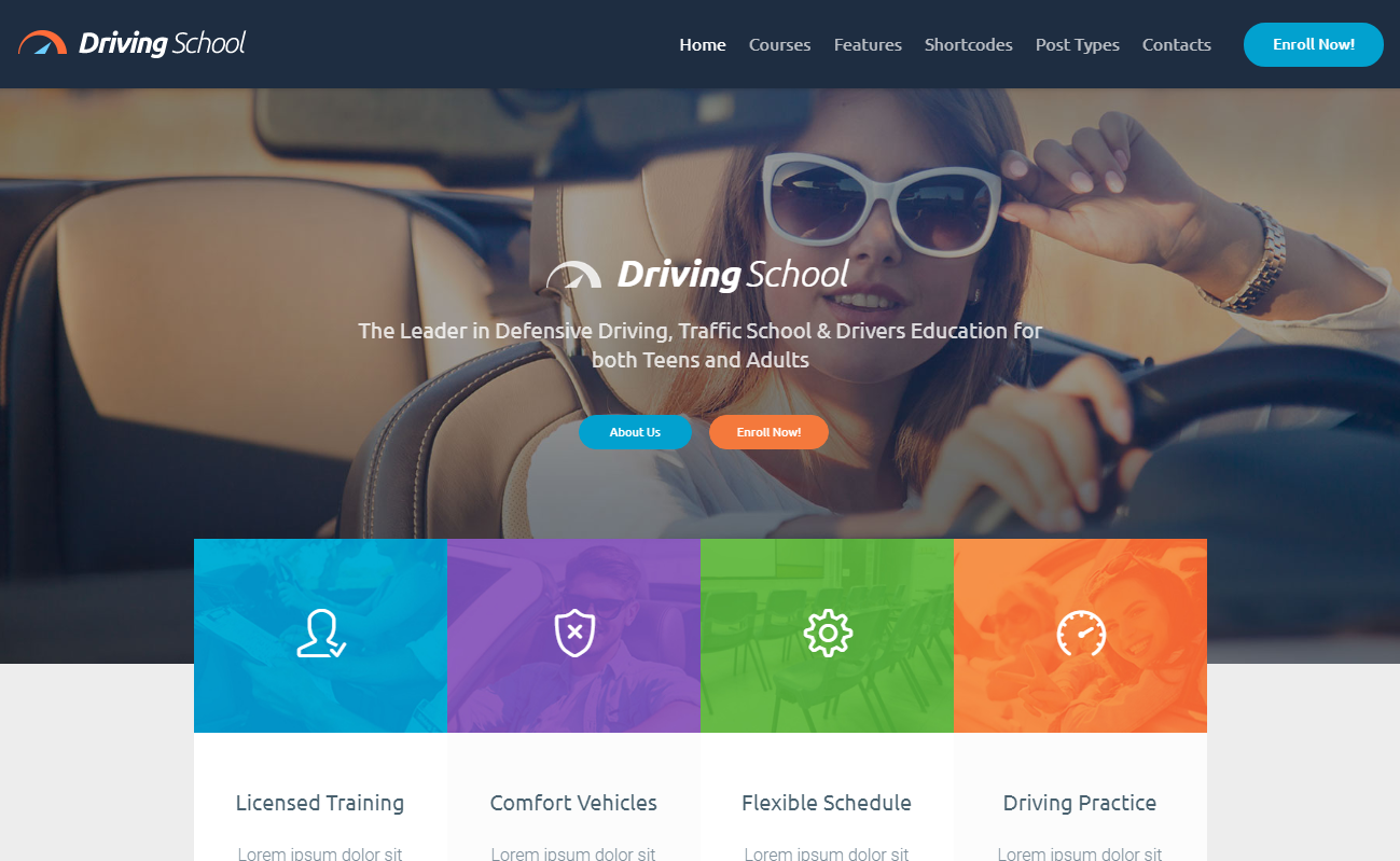 10+ Best Premium Automobile WordPress Themes