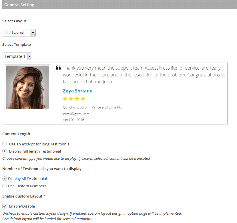 general setting - How to Add Testimonials on WordPress Website? (Step by Step Guide)