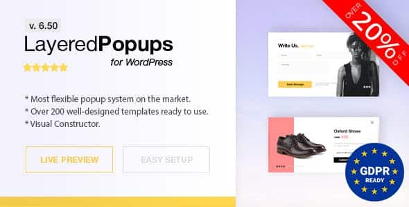 layered popups - Ninja Popups vs Convert Plus vs Layered Popups - Which is the Best WordPress Popup Plugins?