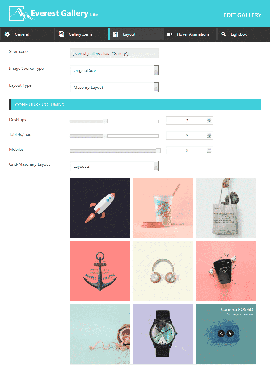 layout - How to Add Image Gallery on WordPress Website? (Step by Step Guide)