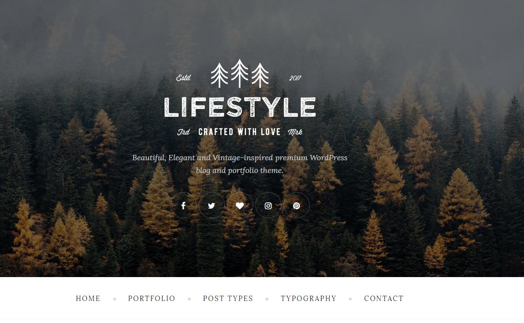 10+ Best Premium Lifestyle WordPress Themes