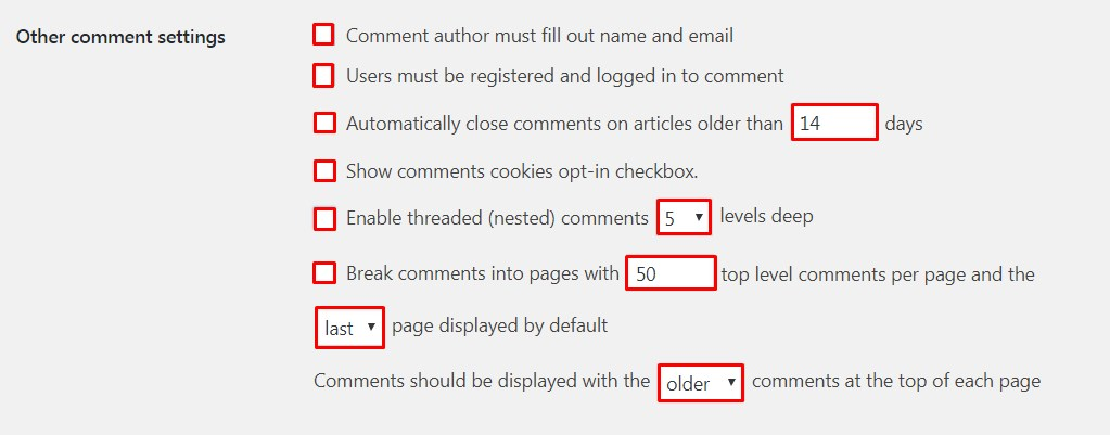 Enable comment in WordPress page and post.. - How to enable comment in WordPress page and post?