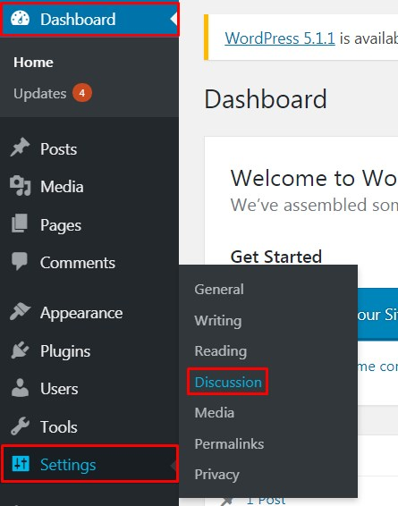 Enable comment in WordPress page and post - How to enable comment in WordPress page and post?