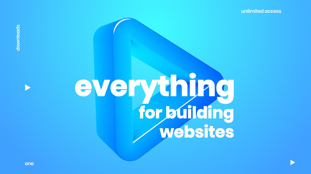 Everything You Need for Building a Website - The ONE Subscription by TemplateMonster Review: Everything You Need for Building a Website