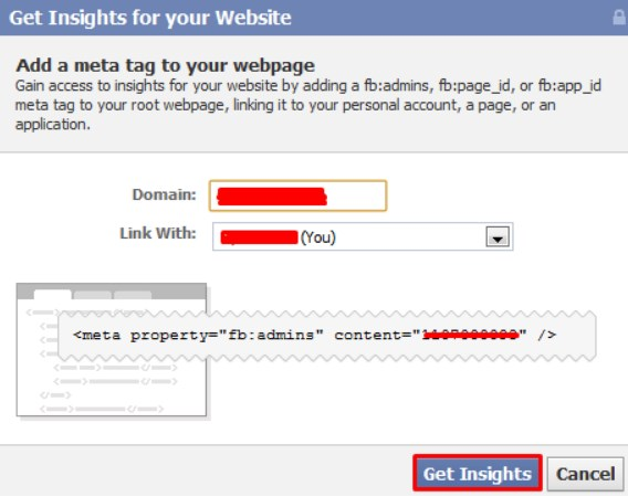 Get Facebook Insights for the WordPress Site..... - How to Get Facebook Insights for the WordPress Site