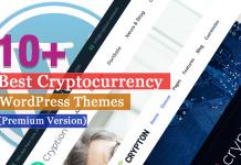 Best Premium Cryptocurrency WordPress Themes