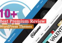 Best Premium Review WordPress Themes