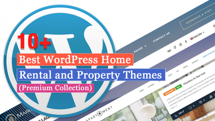 Best Premium Home Rental and Property WordPress Themes