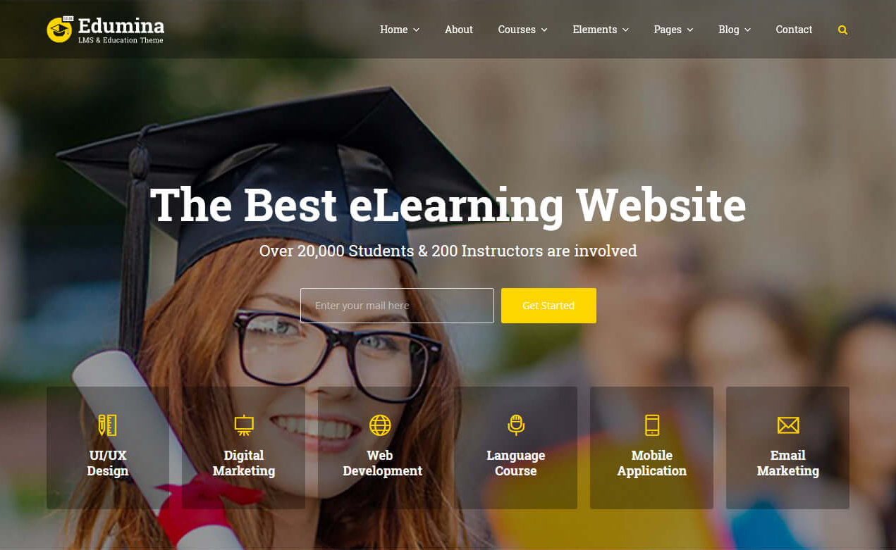 10+ Best Premium LMS WordPress Themes