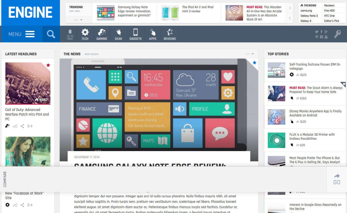 10+ Best Premium Drag and Drop WordPress Themes