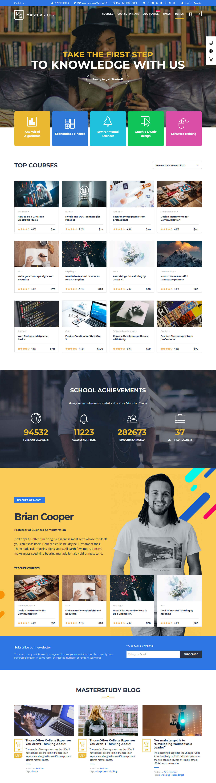 masterstudy education best premium lms wordpress theme - 10+ Best Premium LMS WordPress Themes