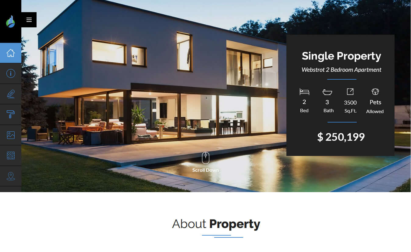 10+ Best Premium Home Rental and Property WordPress Themes