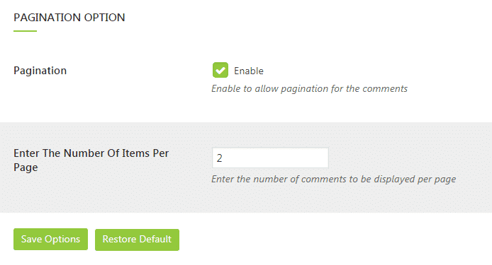 wp comment designer pagination settings - How to Design Attractive Comment Section on WordPress Blogs? (Step by Step Guide)