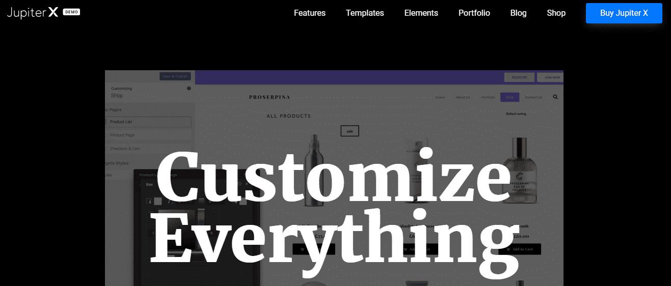Jupiter - Premium Elementor WordPress Theme