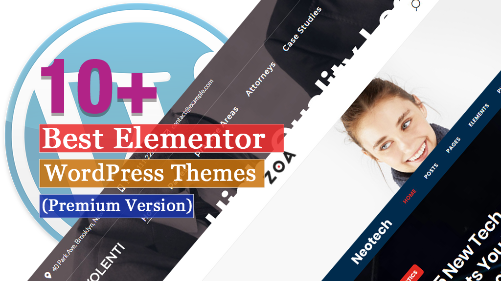 Best Premium Elementor WordPress Themes