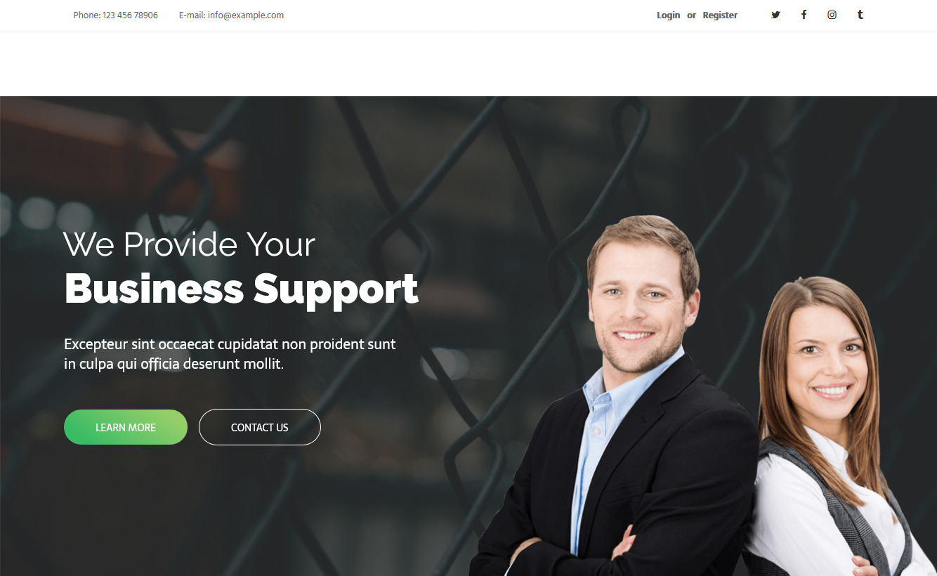 counsell best premium consultant wordpress theme 1 - 10+ Best Premium Consulting WordPress Themes