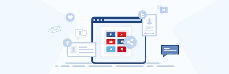 easy social sharing - 5+ Best Free WordPress Social Share Plugins (Handpicked Collection)