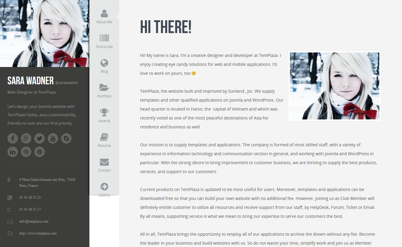 10+ Best Premium Resume WordPress Themes