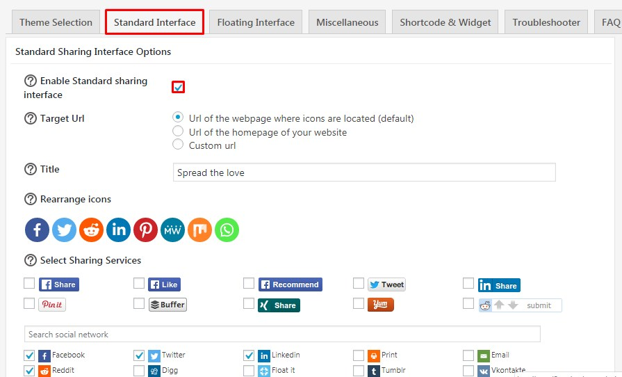 Add Floating Social Share Bar in WordPress.... - How to Add Floating Social Share Bar in WordPress