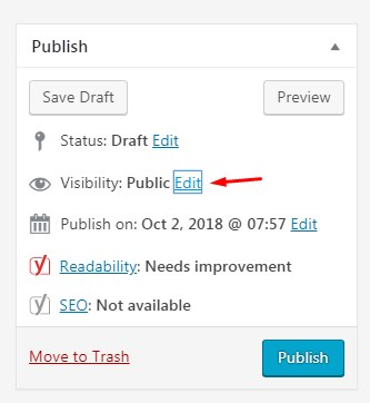 Hide a WordPress Page from Google. - How to hide a WordPress page from Google?
