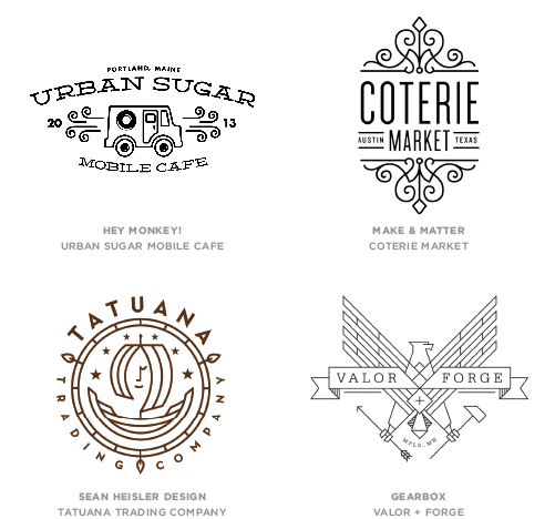 Trending logo - 9 Common Logo Design Mistakes -That You Don't Want to Make