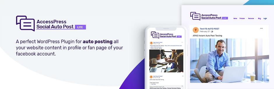 accesspress social auto post best free wordpress social auto post plugin - 5+ Best Free WordPress Social Auto Post Plugins