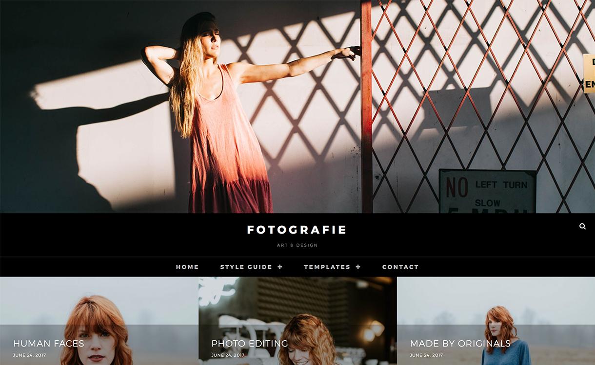 fotografie 1220 750 - 25+ Best Free Photography WordPress Themes & Templates 2020