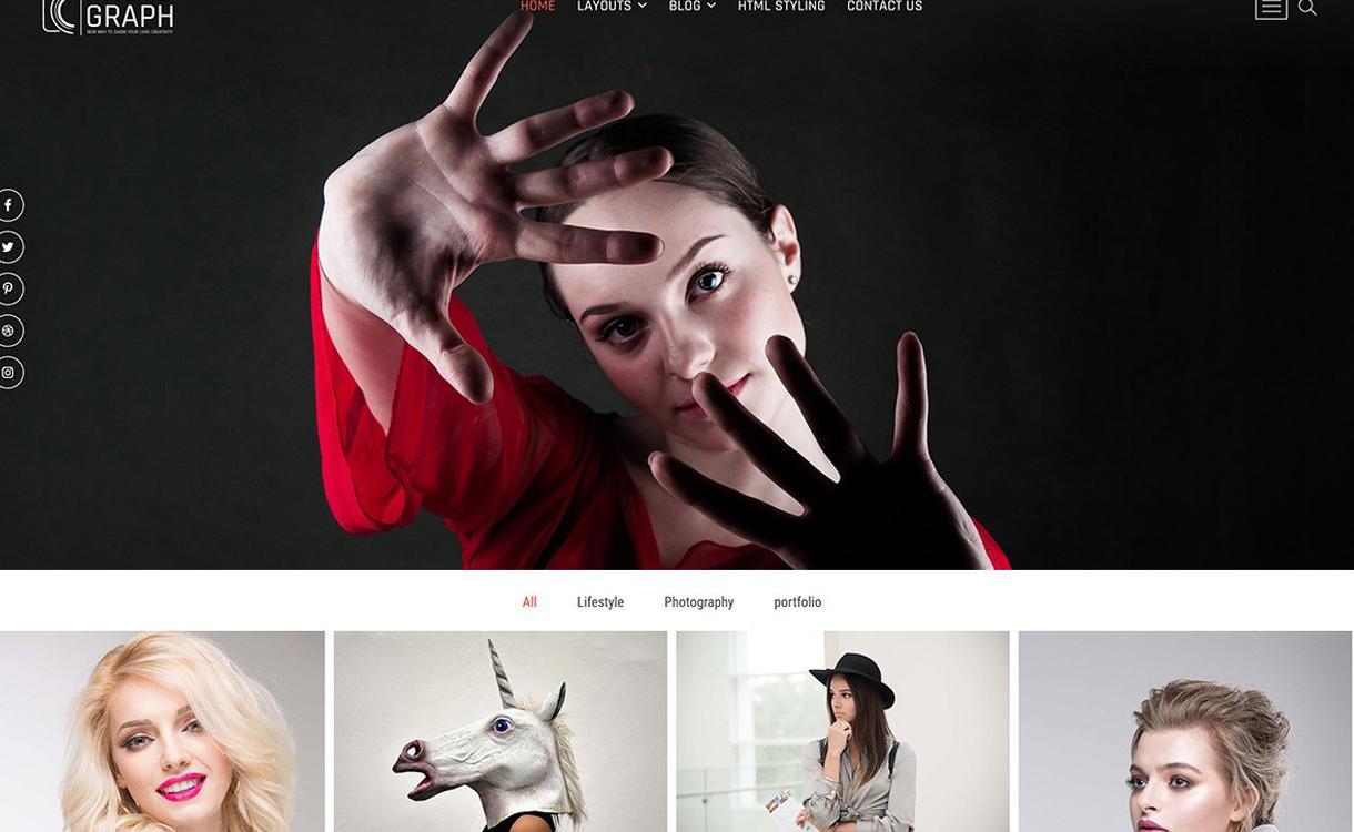 photograph - 25+ Best Free Photography WordPress Themes & Templates 2020