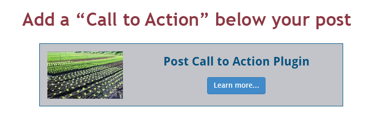 5+ Best Free WordPress Call to Action Plugins