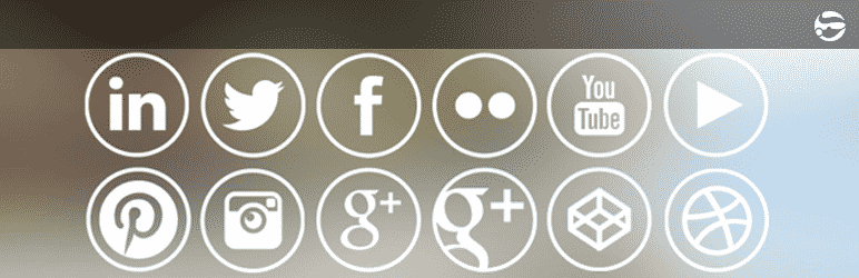 WP Social Icons - Best Free WordPress Social Icons Plugin