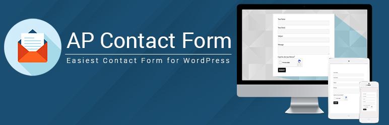 AP Contact Form WordPress Plugin
