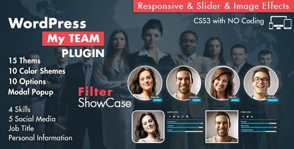 My Team Showcase Best WordPress Team Showcase Plugin - 5+ Best WordPress Team Showcase Plugins