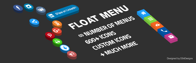 Float Menu - Best Free WordPress Floating Menu Plugin