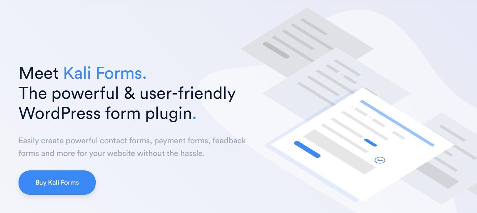 5+ Best Free WordPress Contact Form Plugins
