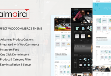 Almaira Shop - Online Store WordPress Theme