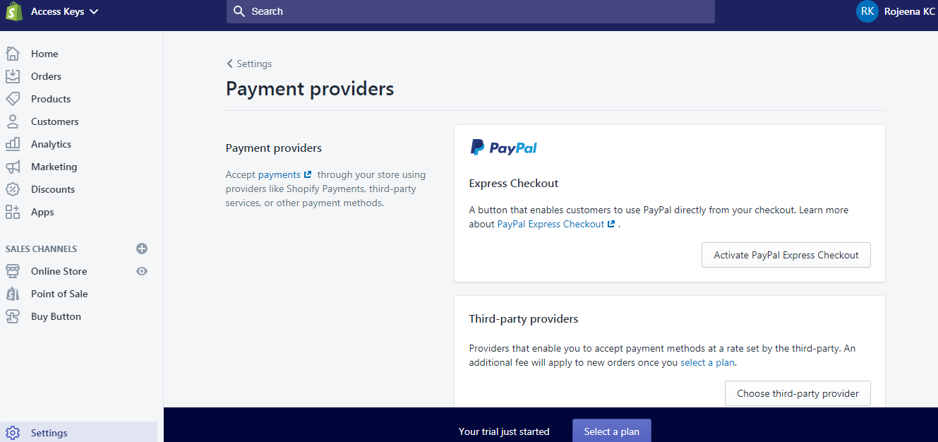 paypal - How to set up Shopify with WordPress? (Step by step tutorial)