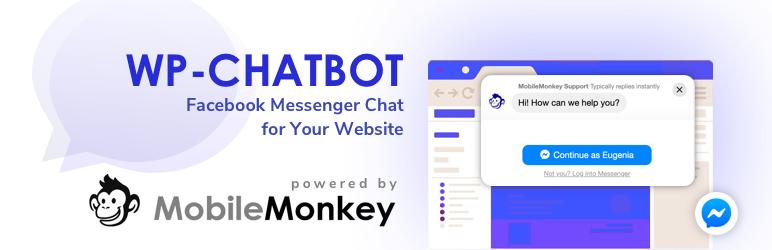 wp chatbot - 5+ Best Free WordPress Messenger Button Plugins