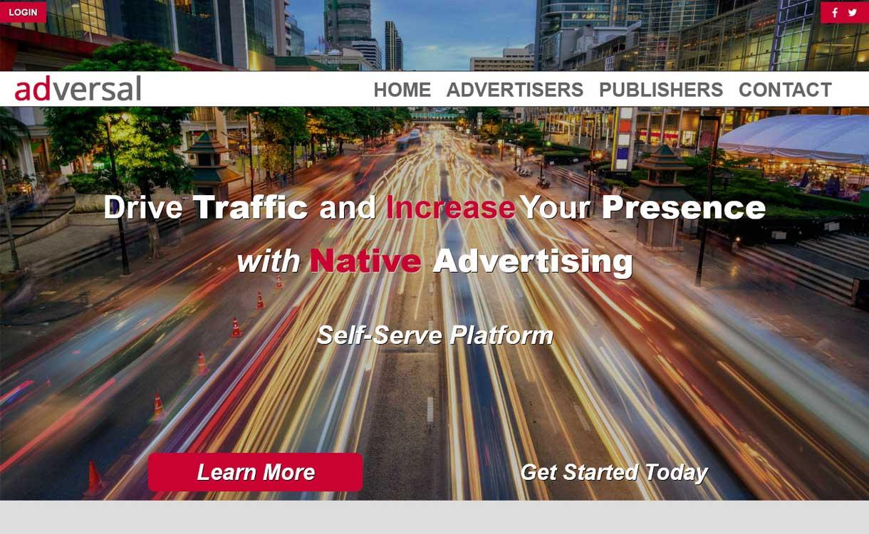 adversal - 8 Best Google AdSense Alternatives 2020