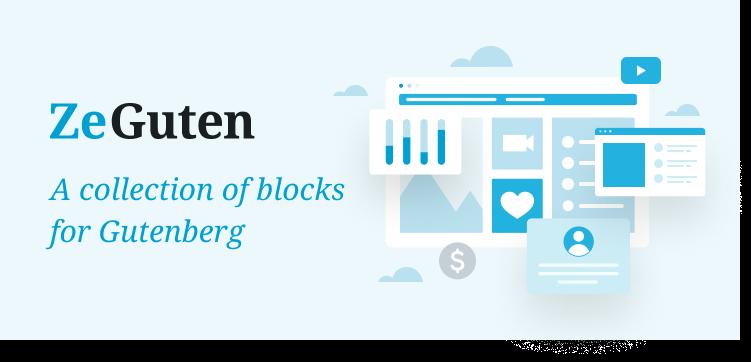 ZeGuten WordPress Gutenberg Block Plugin