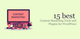 Best Content Marketing Tools and Plugins for WordPress