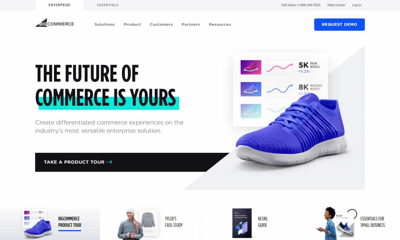 bigcommerce - BigCommerce Vs WooCommerce - Which One is Better eCommerce Platform?