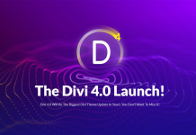 Divi 4.0 Launch
