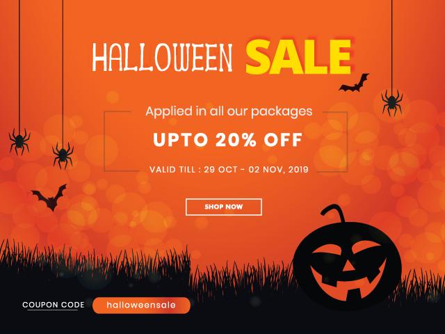 keonthemes halloween sale 2019 - 25+ Best WordPress Deals and Discounts for Halloween 2019 (Upto 49% OFF)